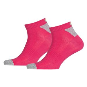 Puma Unisex Cell Multi-Sport Light Quarter Socks 2P